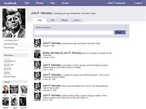 jfk template integrating teaching and technology and fakebook