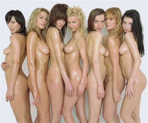 christians enjoying nudity and erotica female group of