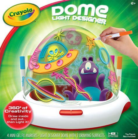 crayola christmas lights crayola dome light designer for