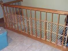 Banister Kit For Baby Gate Dads House On Pinterest 21 Images On Banisters Walk In