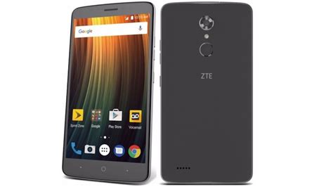 ZTE Max XL, large smartphone with big battery for only 120 euros