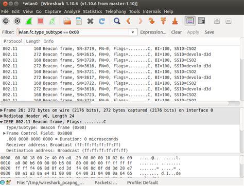 tutorial wireshark ubuntu 14 04 wifi scanning tools on ubuntu 14 04 pentestmag