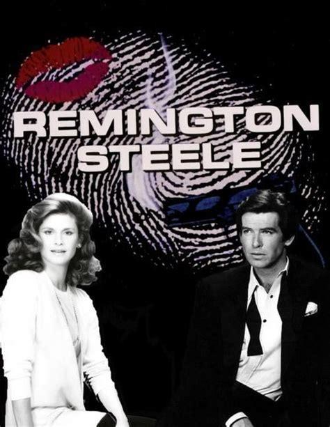 film seri remington steele quot remington steele quot 1982 1987 movies tv pinterest