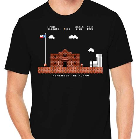 Original T Shirt Aftermarch 18 houston s nintendo loving t shirt company continues to thrive houston chronicle