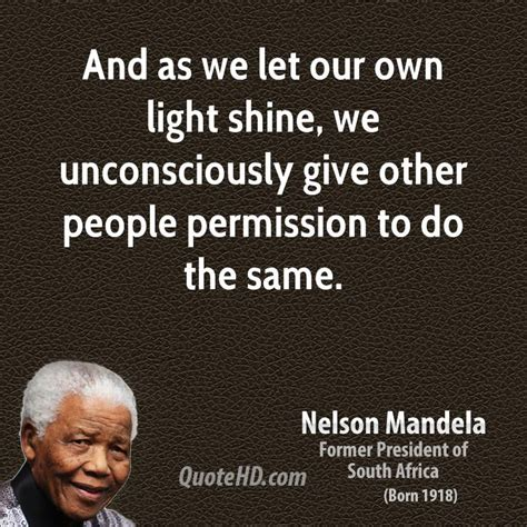 quot colour helps to express light not the physical nelson mandela inspirational quotes quotesgram