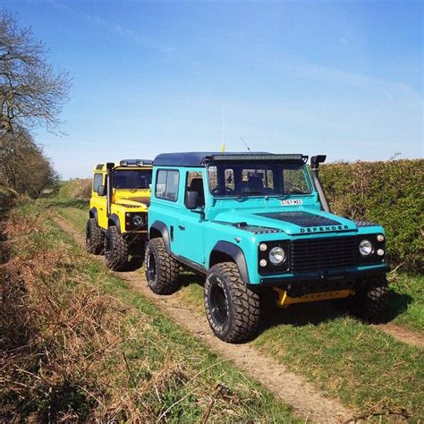 land rover defender 90 lifted 17 best images about car land rover on pinterest land