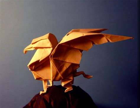 How To Make A Cool Paper - 23 and creative origami artworks smashingapps