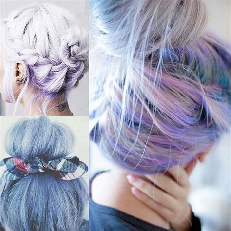 Whats The In Hair Colour Summer 2015 | 10 hot instagram pastel hair color ideas for spring summer