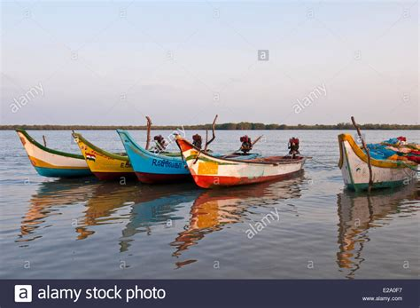 types of boats in india india tamil nadu state fishing boats in pichavaram which