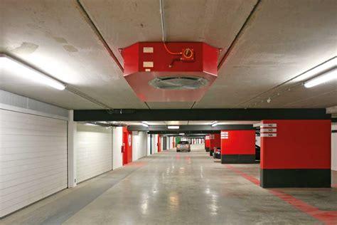 brandschutz garage parkhausl 252 ftung brandschutz in tiefgaragen parkhaus und