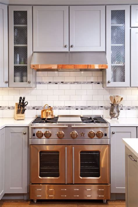copper appliances kitchen 25 best ideas about gas stove on pinterest gas oven