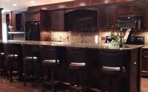 Bar cabinets dayton ohio by amish cabinets usa