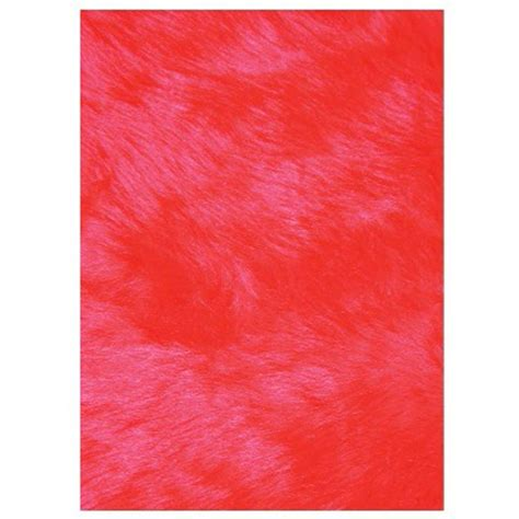 rugs with red accents la rug flokati red 2 ft 7 in x 3 ft 11 in accent rug