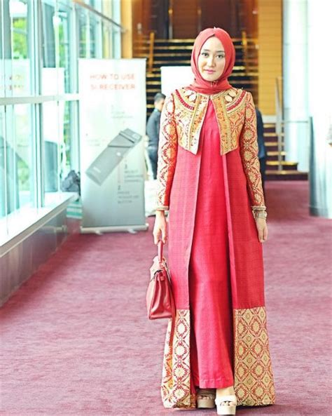 Dress Wanita Alma model baju dress batik modern terbaru holidays oo
