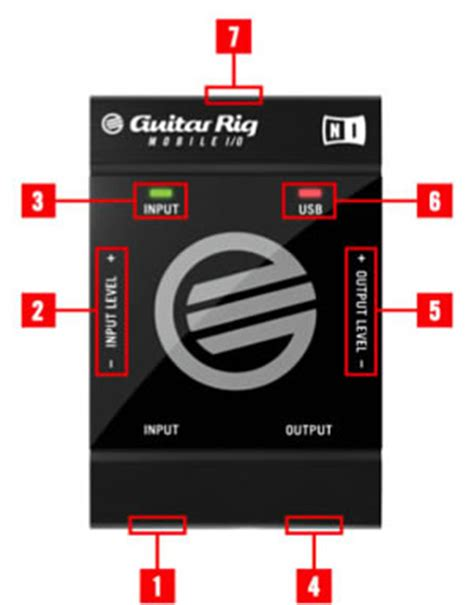 guitar rig mobile guitar rig mobile i o di instruments www cubase it