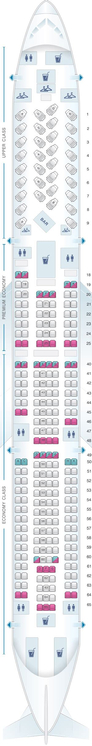 best seats on atlantic airbus a330 300 seat map atlantic airbus a330 300 3 cabin