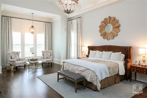 sea salt paint bedroom greystone country house in kentucky by stonecroft homes