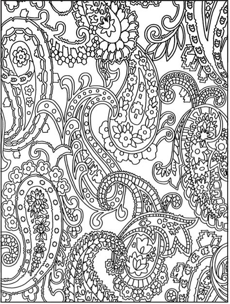 paisley coloring pages pdf creative haven paisley designs collection coloring book