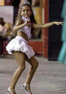 preteen no nu should this girl be samba queen bbc world have your say