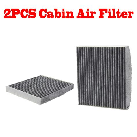 2009 Toyota Camry Cabin Air Filter by Carbon Cabin Air Filter For Scion Lexus Subaru Toyota