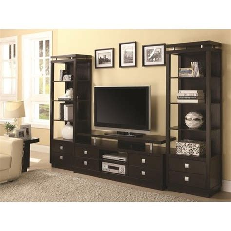 Modern entertainment center modern wall units and tv units