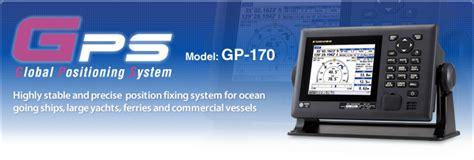 gp 170 gps marine equipment for merchant marine furuno