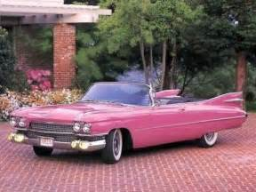 What Is Pink Cadillac About 59 Pink Cadillac Eldorado Pink Cars