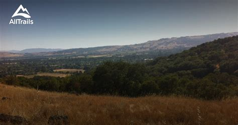 Sonoma State Wine Mba Review by Best Trails In Sonoma State Historic Park California