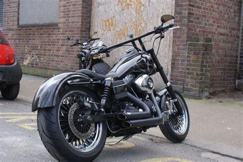 Custom Motorrad by Harley Davidson 1600cc Hubraum Bob Custom Motorrad