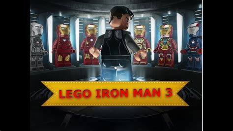lego iron man final battle youtube