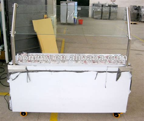 refrigerated topping bar refrigerated toppings bar sd 201 for frozen yogurt buy