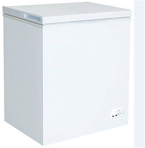 Freezer Rca rca 5 1 cubic chest freezer