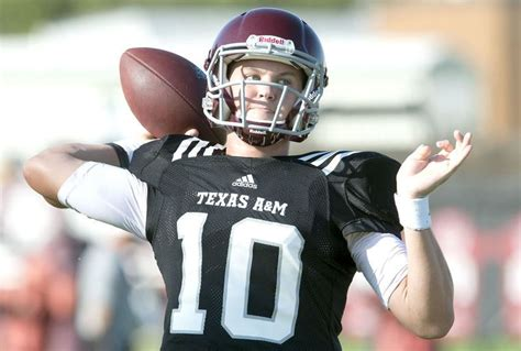 texas am kyle allen quarterback texas a m tabs kyle allen as starting qb for saturday