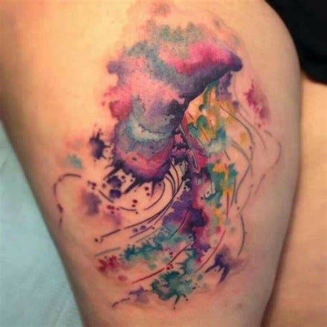 jellyfish tattoo meaning jellyfish tattoos tattoofanblog