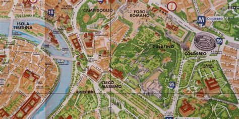 di orma charta roma mappe e guide ufficiali comune di roma