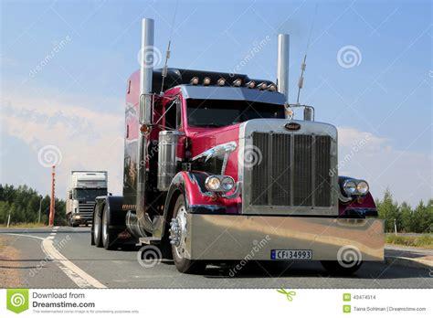 Iphone Xs Polieren by Amerikanischer Show Lkw Traktor Peterbilt 379