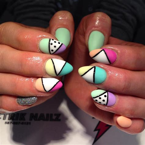 funky nail art designs ideas design trends