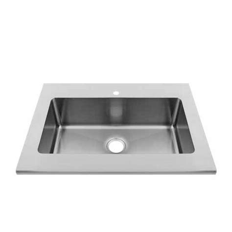 Julien Kitchen Sink Julien 000253 16 Stainless Steel Classic Collection Worktop Kitchen Sink With Single Bowl