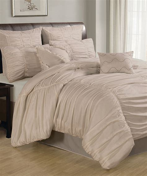 taupe bedding sets taupe dawson comforter set modern comforters and