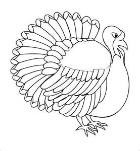 can turkeys see color turkey template animal templates free premium templates