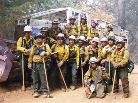 about wildfire fighters
