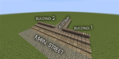 minecraft house building tips how to make your house look building tips negative space make your city complete