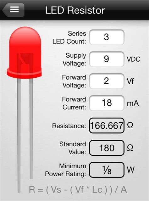 led resistor calculator led serial resistor calculator 28 images resistor for led 187 resistor guide resistor