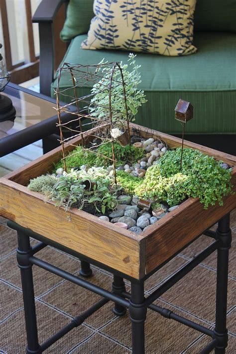 44 awesome indoor garden and planters ideas butterbin Small Indoor Garden Ideas