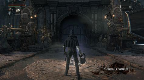 bloodborne les joueurs diffusent des images de gameplay