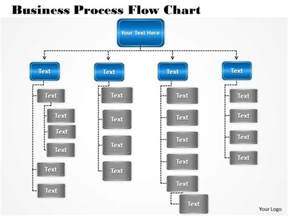 business process powerpoint templates 1013 busines ppt diagram business process flow chart