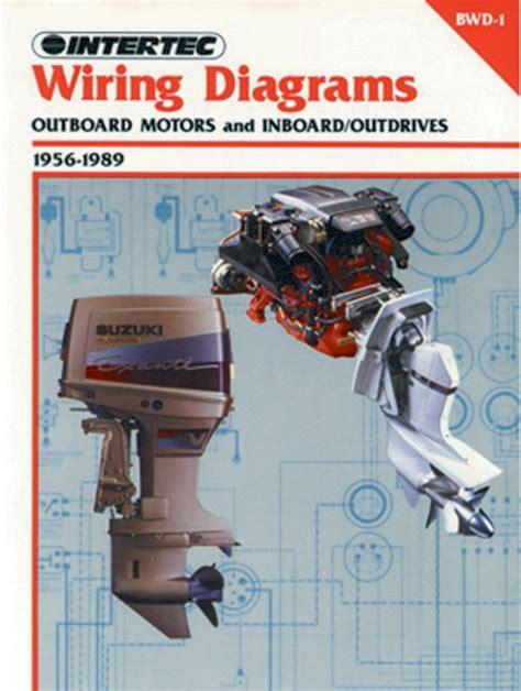 clymer marine engine service and repair manuals