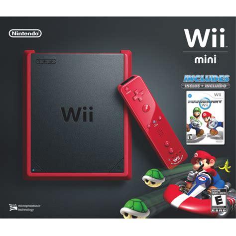 wii mini best buy target canada clearance deals get the nintendo wii mini
