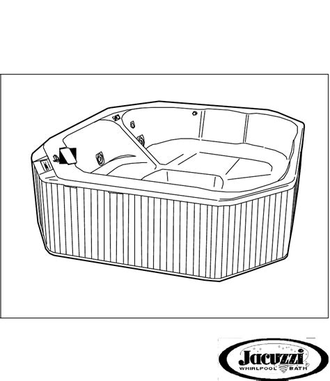Backyard Tub Manual by Tub Whirlpool Spa User Guide Manualsonline