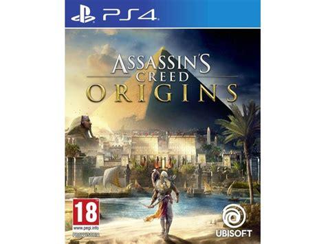 ps4 assassin s creed origins worten
